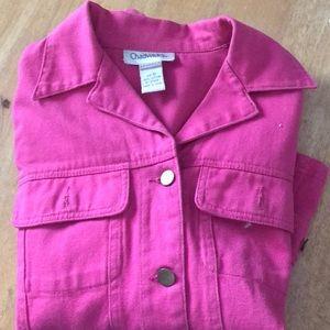 Vintage Chadwick's Jean Jacket